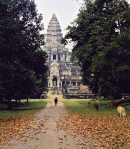 The Quiet Angkor