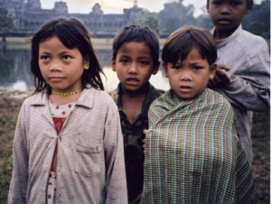 Children of Angkor Wat
