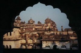 Orchha Archway